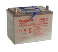 Everest TNE 12-90 - тяговый гелевый аккумулятор