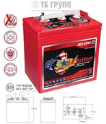 US 2000 XC2 U.S. Battery - тяговый аккумулятор