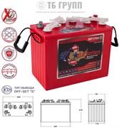 US 12V XC2 - тяговый аккумулятор U.S. Battery