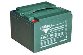 RuTrike 6-DZF-28 (12V28A/H C3) - гелевый тяговый аккумулятор