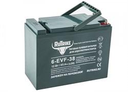 RuTrike 6-EVF-38 (12V38A/H C3) - гелевый тяговый аккумулятор