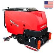 Factory Cat Mag-HD 33С -  поломоечно-подметальная машина с цилиндрическими щетками