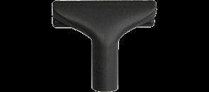 Lavor Pro - малая треугольная насадка для подачи пара,150 мм