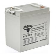 RuTrike 3-EVF-180 (6V180A/H C3) - гелевый тяговый аккумулятор