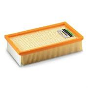 Karcher плоский складчатый фильтр Dry