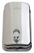 G-teq 8610 Дозатор для жидкого мыла металл 1 л.