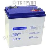 CHALLENGER EVG6-225 - гелевый аккумулятор, 6В