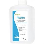 Alsoft R антисептик для рук для GUD-1000, HDI-9000, флакон 1 л