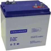 Challenger EV 6-225,  6 В, AGM - тяговый аккумулятор