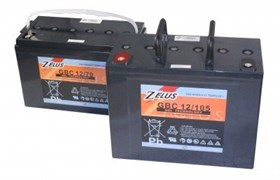 Zelus GBC 12/105 - Необслуживаемая аккумуляторная батарея