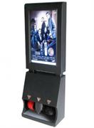 Аппарат для чистки обуви с ЖК-дисплеем 32'' - XLD-L32
