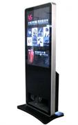Аппарат для чистки обуви с ЖК-дисплеем 42'' Apple Style - XLD-L42C