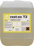 ROST-EX T2 - средство для удаления пятен крови и ржавчины с текстильных поверхностей