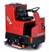Factory cat GTX 34C Поломоечно-подметальная машина с цилиндрическими щётками