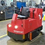 Factory cat XR 40D - Аккумуляторная Поломоечная машина