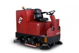 Factory cat XR 46C Поломоечно-подметальная машина с цилиндрической щеткой