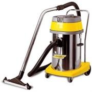 Ghibli AS 60 IK - пылесосы для влажной и сухой уборки (три турбины)
