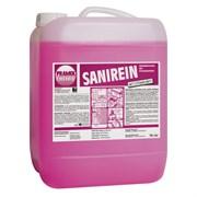 SANIREIN - моющее средство для ванных комнат и туалетов