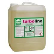 TURBOLINO - Высокоактивный очиститель удаляет дисперсии, эмульсии