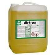 DIRT-EX - удаляет масляную пленку и пятна смазки