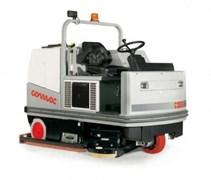 COMAC C130 D - Дизельная подметально-поломоечная машина